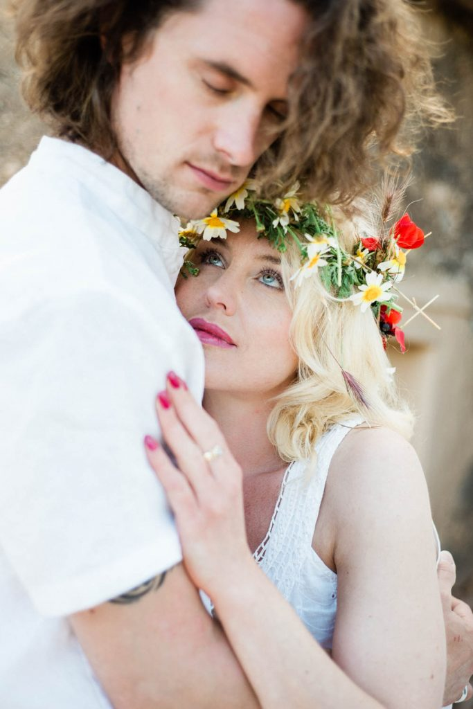 Engagement film fine art photography in Mallorca and Ibiza